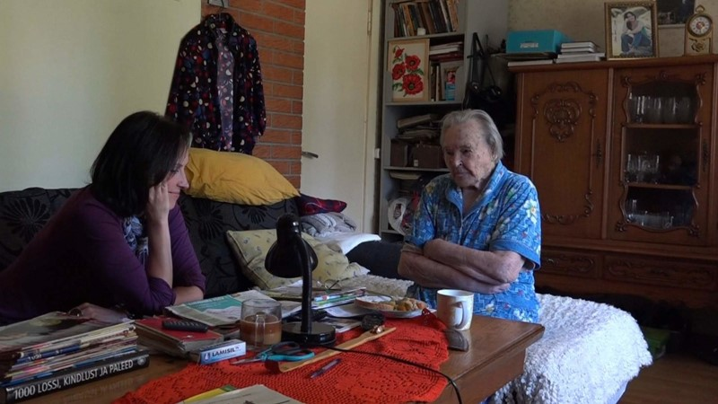 Siiri Sisask: vanaema päevikuid lugedes taipasin, et pool tema elust oli olnud mulle saladuseks