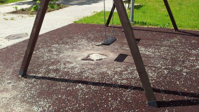 Eesti mängutoad ei vasta ohutusnõuetele: kes vastutab laste tervise eest?