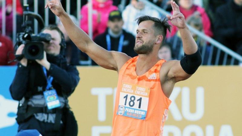 VIDEO | Hiilgavas vormis Magnus Kirt püstitas taas Eesti rekordi!
