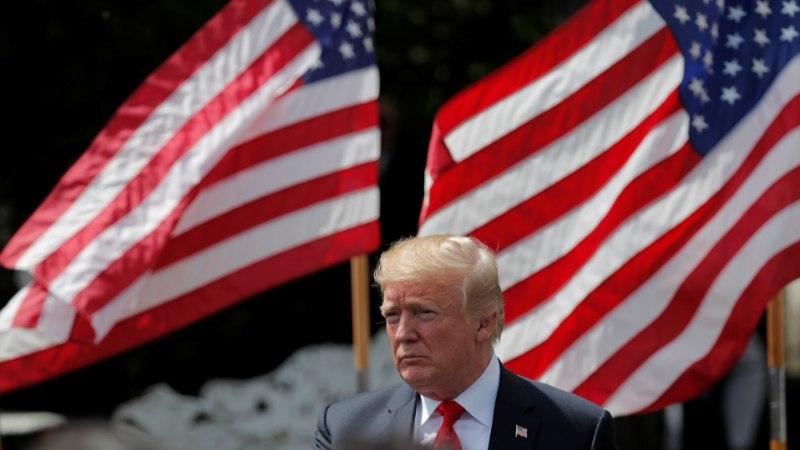 Trumpi ja USA spordistaaride vägikaikaveol ei paista piire
