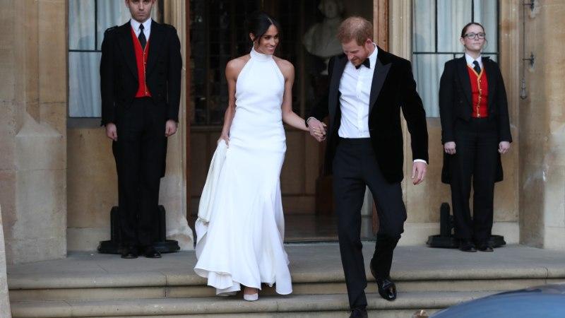 SEE HETK ON KÄES! Prints Harry ja Meghan astuvad Buckinghami palee rõdule!