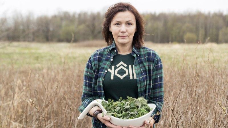 Eesti naine loodab nõgesepulbrimüügiga jõuda ka Aasiasse ja Ameerikasse