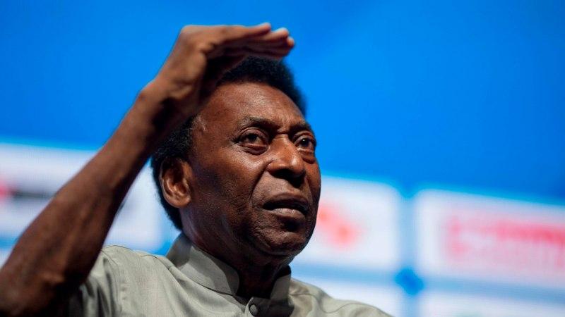 Kas Pelé seekord ei eksi?