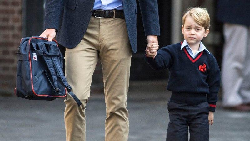 AJALUGU KORDUB: 9 armsat hetke, mil prints George on täpselt isa koopia!