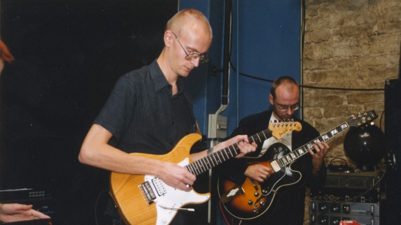 Weekend Guitar Trio 25 kitarrifestivalil