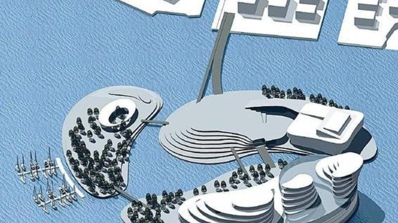 Paljassaare tehissaarte detailplaneering esitati linnavolikogule