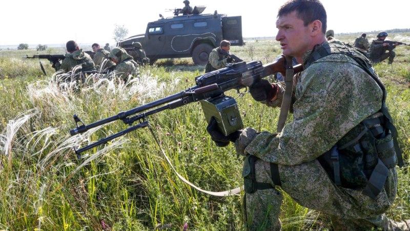 """Экс-генсек НАТО заявил о способности России """"занять"""" Украину за пару дней"""