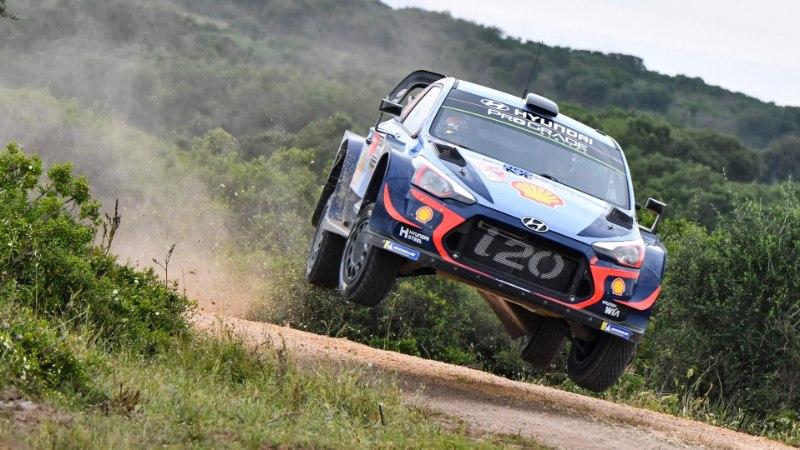 Thierry Neuville tuleb enne Rally Estoniat Lõuna-Eesti teedele autot testima