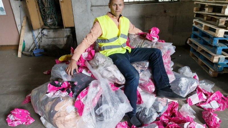 ÕL VIDEO JA FOTOD   Vaata, kui palju prügi toodab eestlane aastaga!
