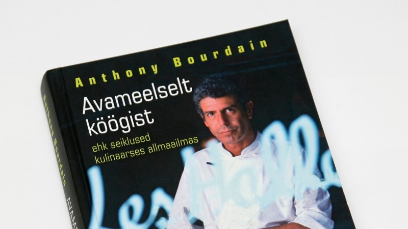 Tippkokk ja kirjanik Anthony Bourdain leiti surnuna