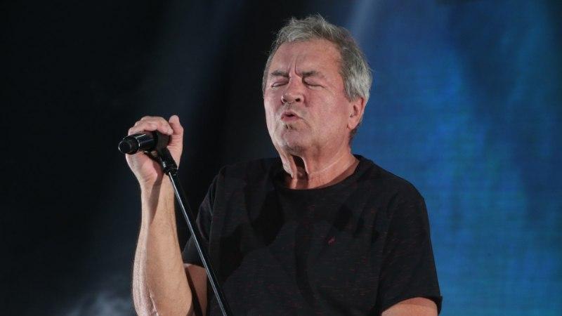 GALERII | Viiendat korda Eestis ehk Deep Purple müristas Saku suurhallis