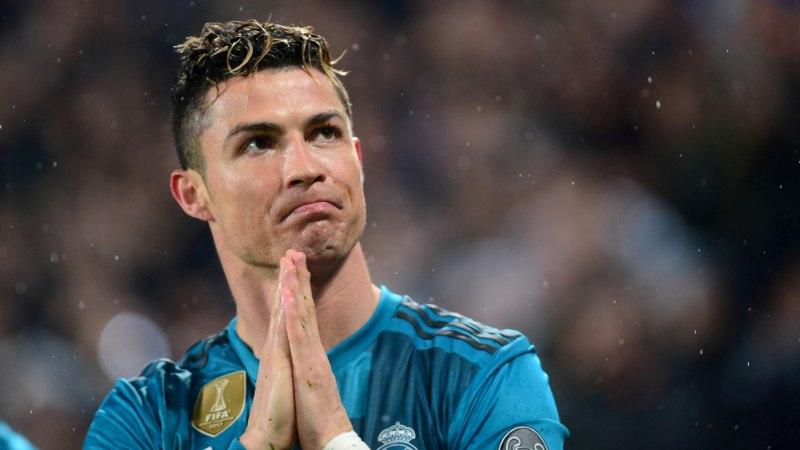 STATISTIKAPOMM: Ronaldo üheksa aastat Madridi Realis