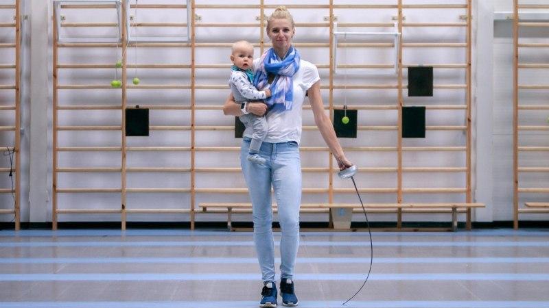 Katrina Lehise okkaline teekond lapstähest täiskasvanute Euroopa meistriks