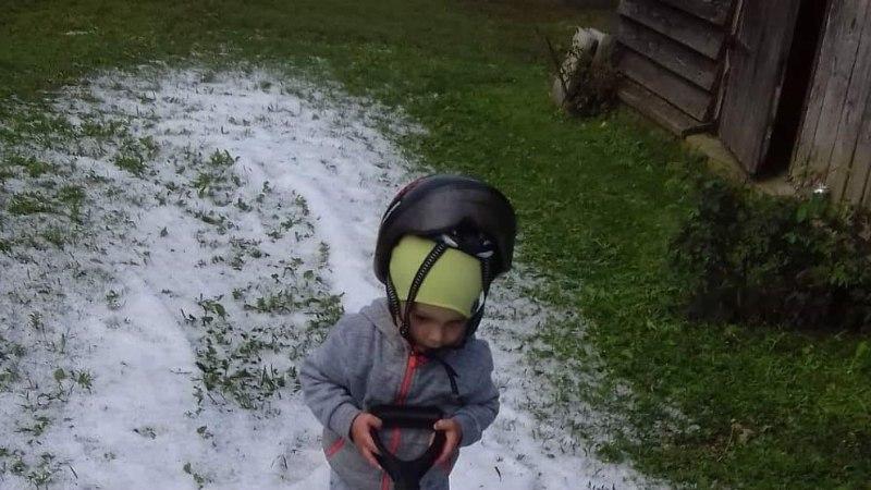 ULMELINE VAATEPILT | Juulikuus lumi on maas... Vähemalt Pärnumaal!