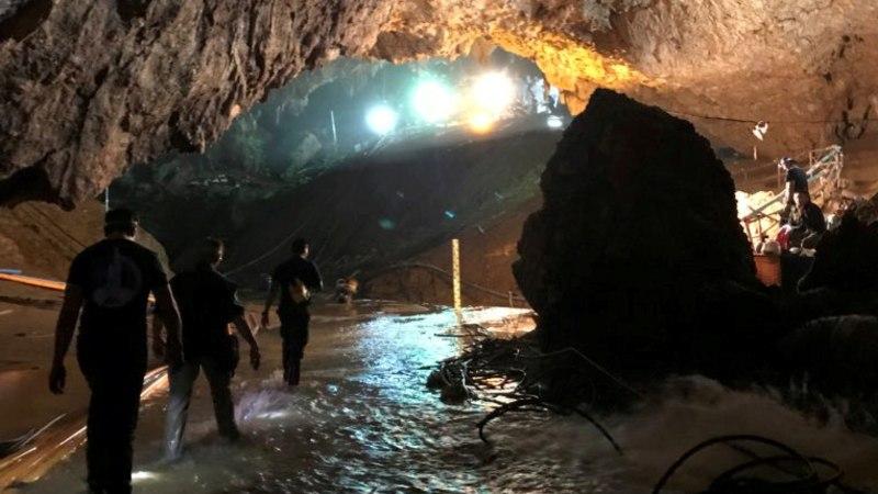 TAI IME: kõik koopasse lõksu jäänud pääsesid eluga