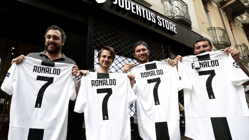 ÜHE AJASTU LÕPP JA TEISE ALGUS? Müstilise Ronaldo klubivahetus on Itaalia vutile loteriivõit