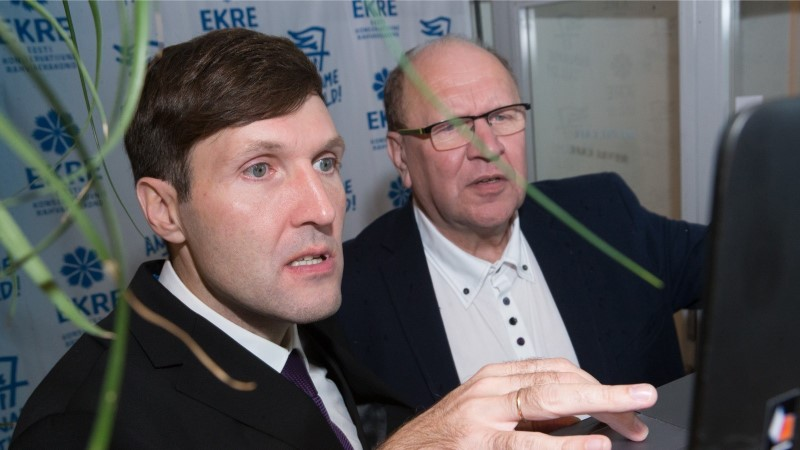 Мартин Хельме назвал вредительством планы правительства по строительству восточной границы