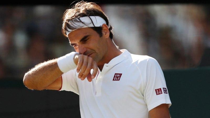 ŠOKK! Tiitlikaitsja langes Wimbledonis konkurentsist