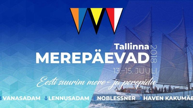 Tallinna Merepäevad tulevad taas!