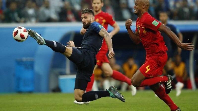 MÄLUMÄNG | Kui palju tead maailmameister Prantsusmaa meeskonnast?