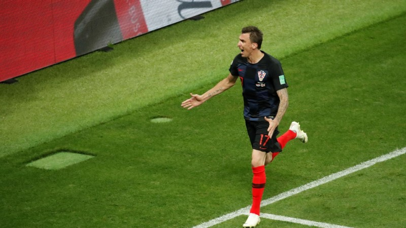 NII SEE JUHTUS | Jalgpalli MM: Horvaatia pääses esmakordselt riigi ajaloos finaali