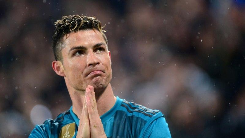 KOSMILISED SUMMAD! Ronaldo teenib Juventuses ühe tunniga ligi kolm Eesti keskmist kuupalka