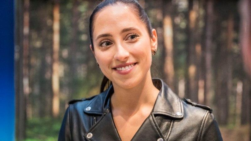 Elina Nechayeva paljastab oma halva harjumuse