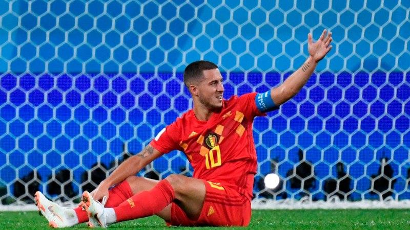 Eden Hazard kritiseeris naabri mängustiili: eelistan Belgiaga kaotamist Prantsusmaaga võitmisele