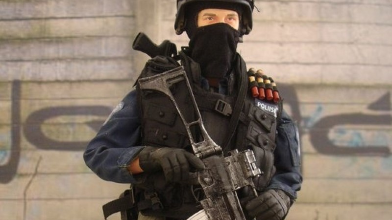 Soome politsei eriüksus aitab Trumpi ja Putinit turvata