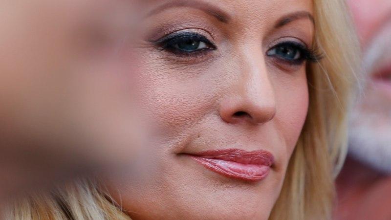 Ohios vahistati Trumpi endine armuke Stormy Daniels