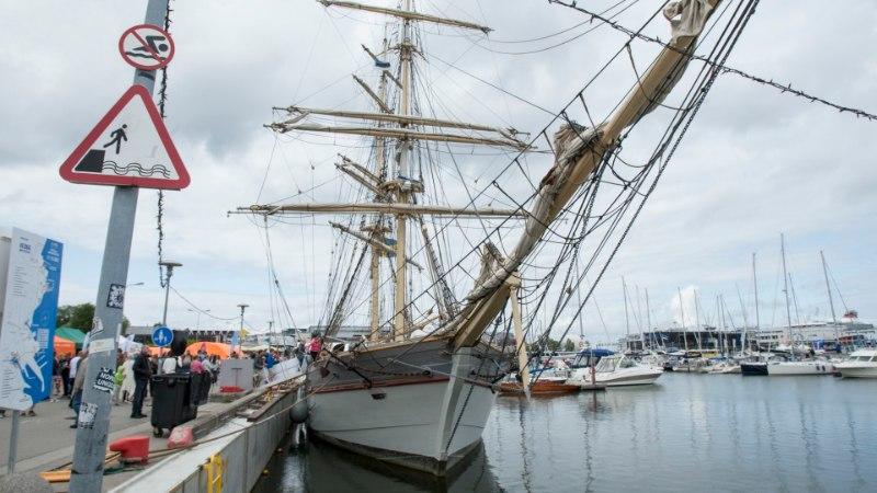 Tallinna merepäevad algavad kontserdiga merel