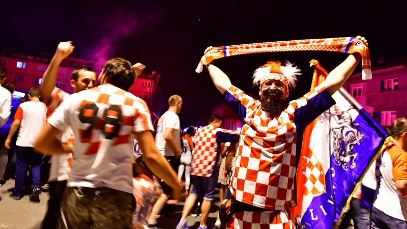 Nii see juhtus | Jalgpalli MM: Horvaatia pidutseb, inglased lakuvad haavu