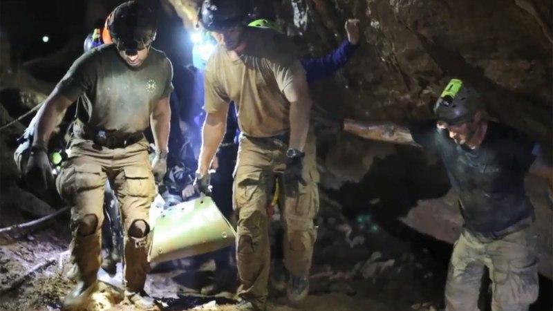 PÄÄSTJAD: Tai poiste koopast väljatoomine oli algselt räägitust oluliselt riskantsem