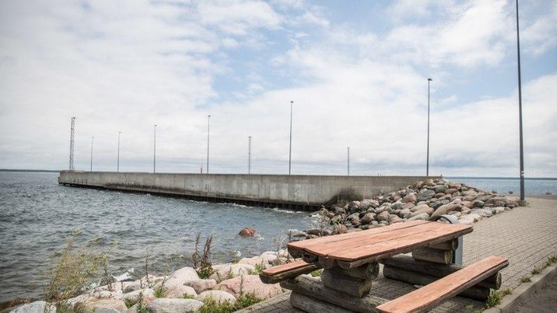 Saaremaale jõudnud ristlusturist jätab maha 60–70 eurot