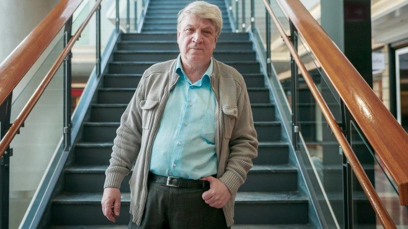 """Dmitri Klenski: """"Okupatsiooni ei toimunud. Aga muidugi toimus kurjus eesti rahva vastu."""""""