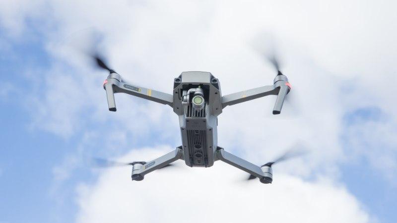 Eesti idapiiri kohal lendavad sageli võõrad droonid