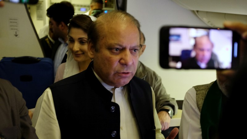 Pakistan on valimiste eel ärevil: enesetapurünnakutes hukkus üle 70 inimese