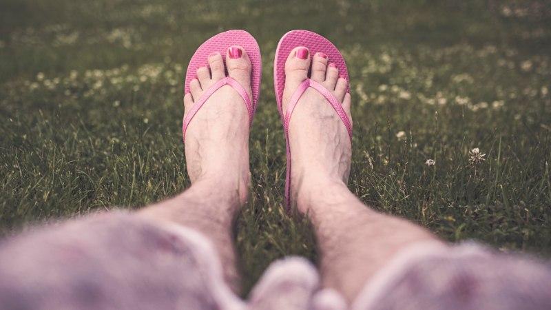Kuidas suvel oma jalgade eest hoolt kanda?