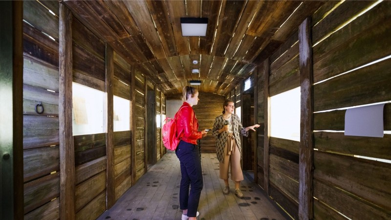VABAMU NOORE SILMADE LÄBI: muuseum tekitas täieliku hämmingu!