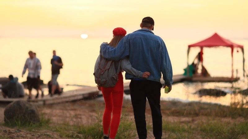 ÕL VIDEO JA GALERII | Saaremaa maalilisel laiul algas elamusfestival I Land Sound