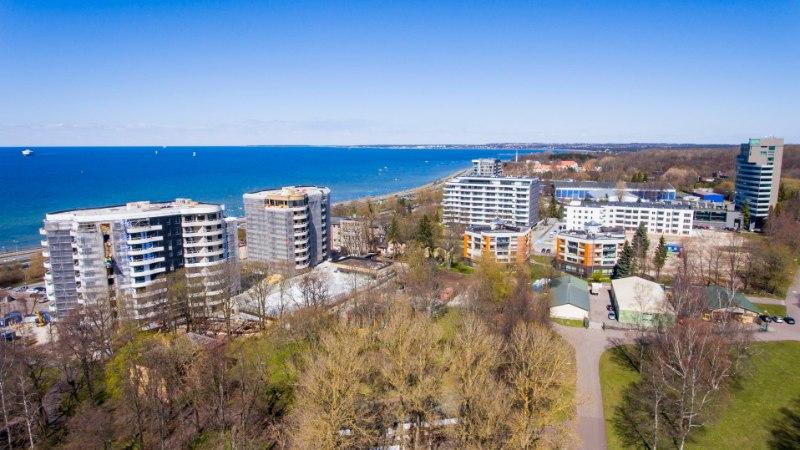 Tallinna kesklinnas on uute korterite hinnad karmid ning arendajad on nende müügiga hädas