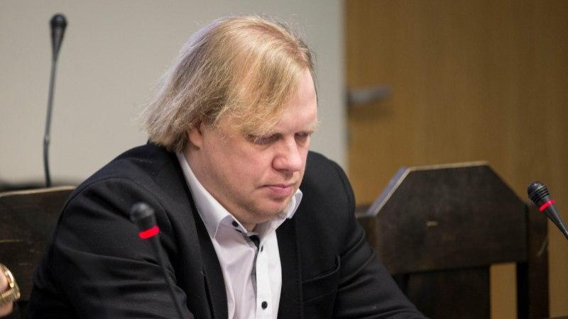 Politsei otsis läbi vandeadvokaat Sven Sillari büroo