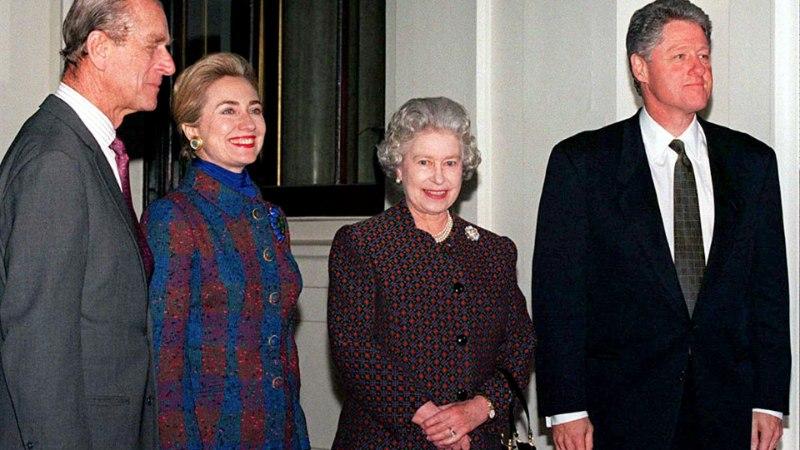 PILDIMEENUTUS | Kuninganna Elizabeth II kohtumised USA presidentidega läbi aegade
