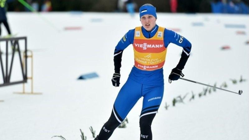 ÄGE! FIS tutvustas suusasõpradele 15aastast Eesti naiste kahevõistluse pioneeri
