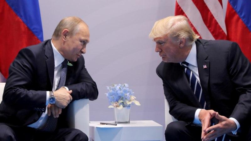 TV3 VIDEO | Esmaspäeval kohtuvad Helsingis Trump ja Putin: mida on oodata?