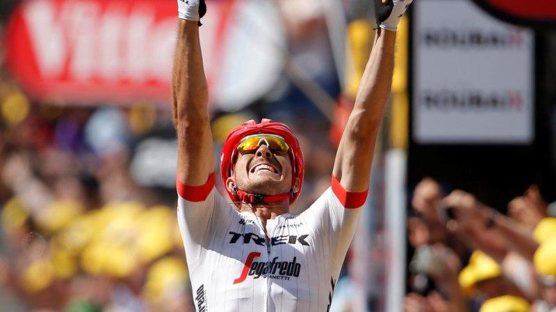 Munakivilõigud tegid Tour de France'i paremusjärjestuses suuri korrektuure