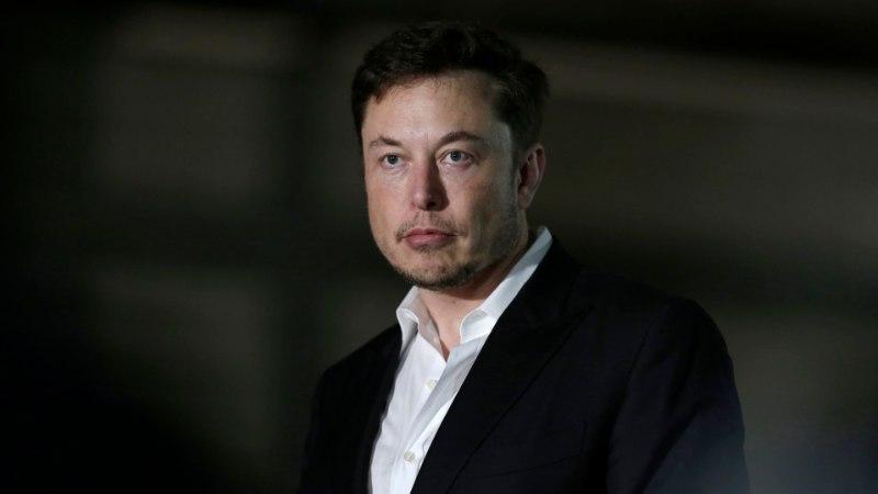 Elon Musk nimetas Briti sukeldujat pedofiiliks
