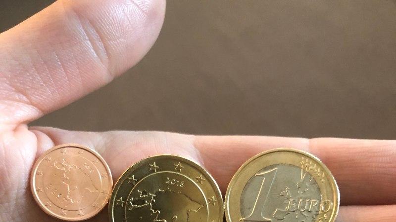 Üle seitsme aasta jõuavad rahakotti värsked euromündid