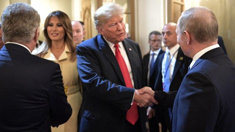 USA on Trumpi Soomes öeldud sõnadest hämmingus