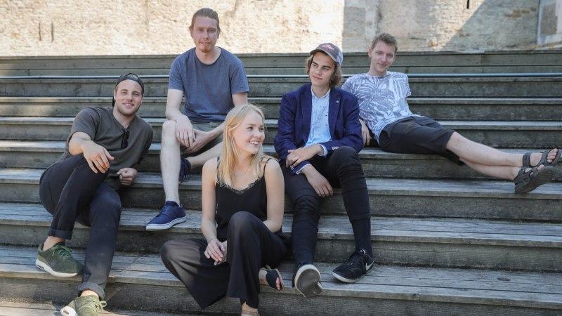 ÕL VIDEOINTERVJUU | Noortebändi poolfinalist K!KS: muusika on nagu võõrkeel, seda võib elu lõpuni õppida